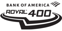 Bank of America Roval 400 <br/>(1 Color)