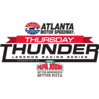 Thursday Thunder Legends Series<br/>Presented by Papa John's Pizza