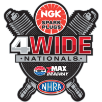 NGK Spark Plugs 4-Wide Nationals