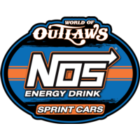 Woo NOS Energy Drink Sprint Cars