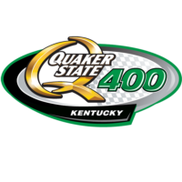 Quaker State 400 presented by Walmart</br>(Reverse)