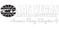 Las Vegas Motor Speedway<br/>1-Color Tagline Reversed
