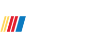 NASCAR<br />(Reversed for dark backgrounds)