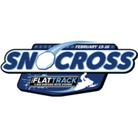 Snocross at The Flat Track