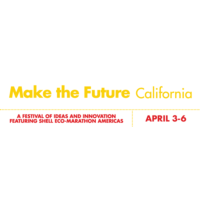 Shell Make the Future California</br>(Reverse)